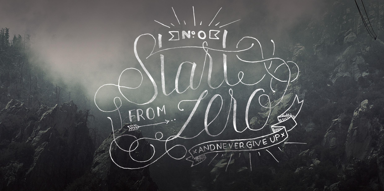 Start From Zero