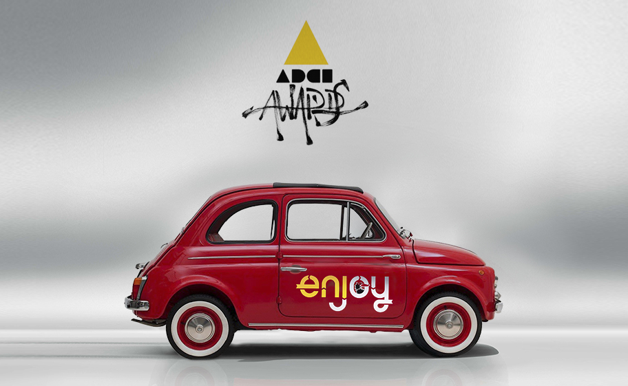 Fiat 500 Enjoy - The #CultSharing - Bronze at ADCI Awards 2016