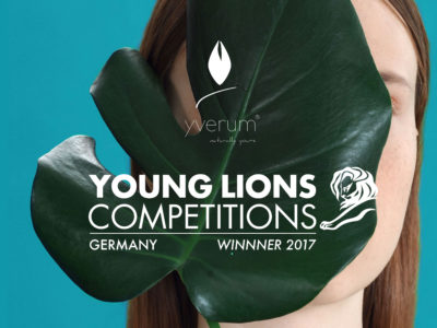 Yverum - Young Lions Germany Winner 2017