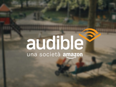 Audible - Interesting Stories
